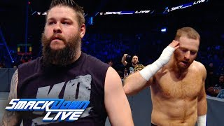 Kevin Owens & Sami Zayn Threaten To Leave: SmackDown Exclusive, June 18, 2019