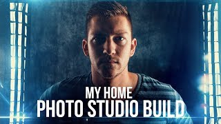 Moving To NEW YORK: Building My Home Photography Studio TIMELAPSE