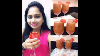#Mojito#Cocktail#SummerDrinks| Watermelon Mojito | Watermelon Cocktail |Quick and easy Summer Drinks