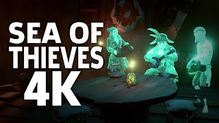 Sea Of Thieves: What Do You Actually Do? (4K Gameplay)