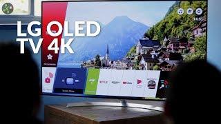 La impresionante LG OLED 4K (2017)