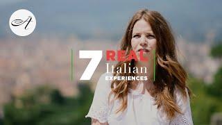 7 real Italian experiences