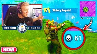 5 NEW Fortnite World Records NO ONE CAN BEAT! (November 2018)