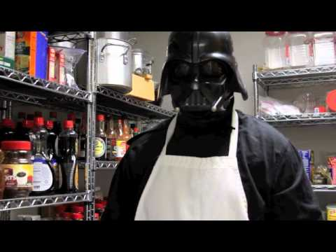 Friday - Darth Vader