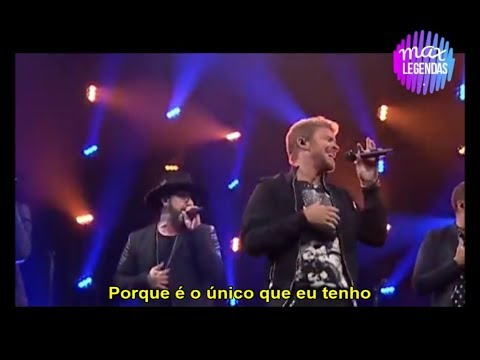 Backstreet Boys - Don't Go Breaking My Heart (Tradução) (Legendado)