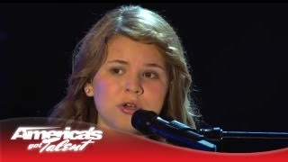 """Anna Christine - Stuns With """"Don't Let Me Be Misunderstood"""" Cover - America's Got Talent 2013"""