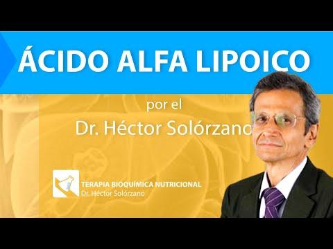 ÁCIDO ALFA LIPOICO: BENEFICIOS del ANTIOXIDANTE Universal ⚡ | por el Dr. Héctor Solórzano