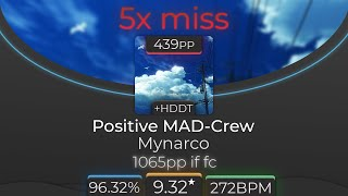 Mynarco [Withdrawals] +HDDT 96.37% 5xmiss!! (9.32★)