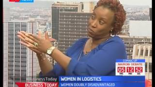 Business Today Interview: Women in logistics with Makena Mwiti