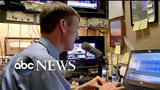 Radio reporter who lost the ability to speak finds new way to be heard