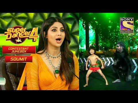 Soumit Special Performances | Contestant Jukebox 3 | Super Dancer Chapter 4