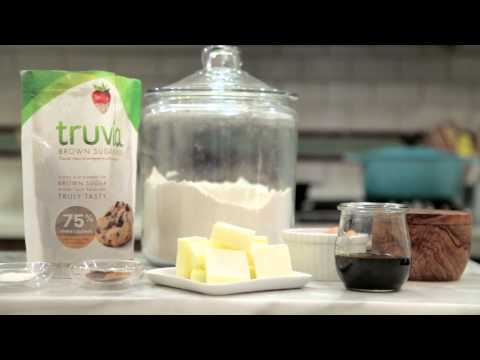How to Make Molasses Cookies with Truvía® Brown Sugar Blend