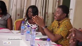 Highlights of Media Training for Journalists in Kumasi