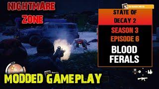 MODDED NIGHTMARE ZONE Gameplay - Season 3 Episode 6