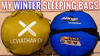 Which Winter Sleeping Bag (OEX Leviathan 900 vs Vango Latitude 300)