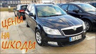 Skoda price. Car market Lithuania 2020. Sit at Home, see Auto-Litva.