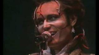 "Adam and the Ants ""The Prince Charming Revue"" part X - Ants Inavsion"