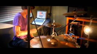 """""""Guts"""" by All Time Low: Drum Cover by Eric Osborn"""
