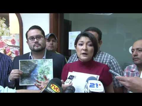 Solicitud a Ministro informe estado del Distrito de Riego Atiocoyo Sur