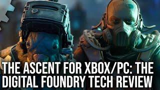 The Ascent per Xbox/PC: la recensione tecnica del Digital Foundry