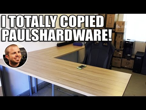 Worklog - How to build cheap workbench / desk