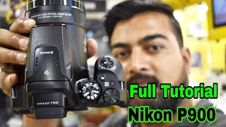 nikon coolpix p900 review bangla - TH-Clip