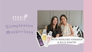 Marlene Hariman Complexion Masterclass | Studio Tropik MUA Cheat Sheet