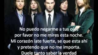 Maroon 5-Until You´re Over Me SUBTITULADO ESPAÑOL