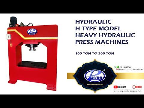 Hydraulic Press Heavy Duty