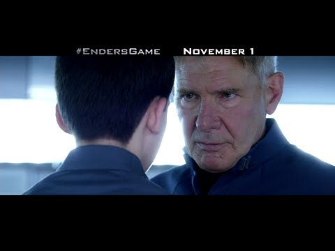 Ender's Game TV Spot 'Truth'