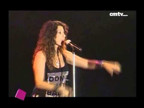 Patricia Sosa video Aprender a volar - Vivo Calafate - 2014