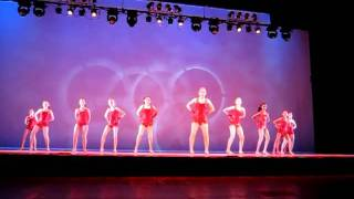 """Higher Ground"" - Dance Factory Recital 2011"