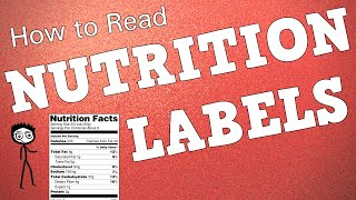 How To Read Nutrition Facts | Food Labels Made Easy