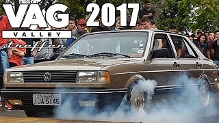 Saída do Vag Valley Treffen 2017