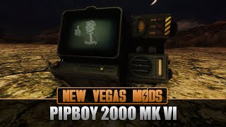 Fallout 76 PipBoy in New Vegas