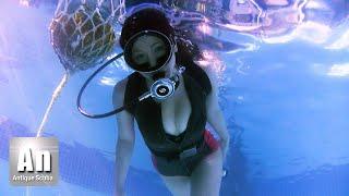 scuba swim3 CM Youtube