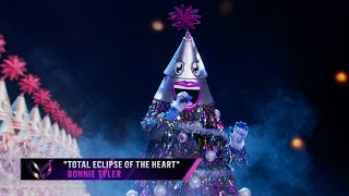 "Tree sings ""Total Eclipse Of The Heart"" by Bonnie Tyler 