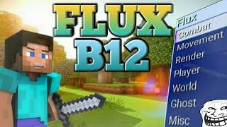 Играю с топовым читом FLUX B12| Работает FLY|TOP KILLAURA!