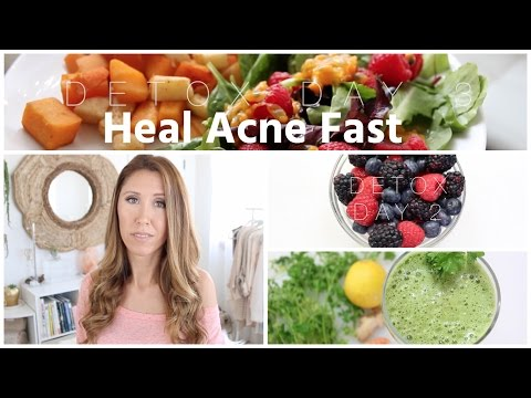 Video What I Eat To Heal Acne Fast