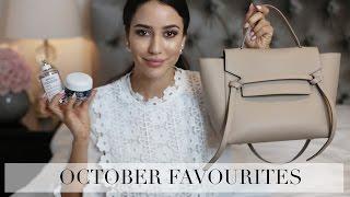October Favourites | Tamara Kalinic