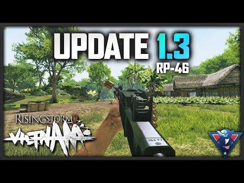 RP-46 IS... GOOD? | Rising Storm 2: Vietnam Gameplay - Update 1.3