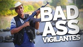 Mexico Legalizes Vigilantism and it Works Immediately