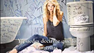 You're not sorry Taylor Swift (Traducida al español)