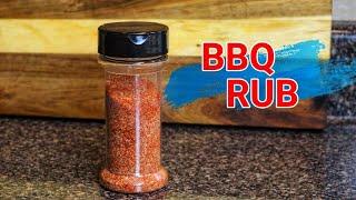 How to make BBQ Rub - Home Recipes - All purpose seasoning