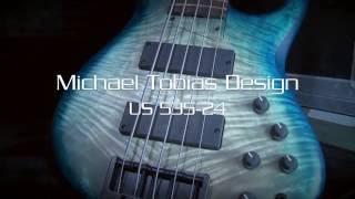 Bass Club Chicago Demo - MTD US-535-24 Myrtle Blue Burst