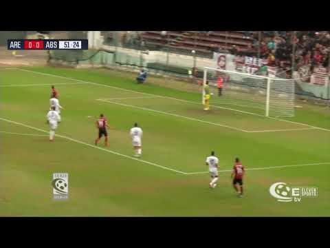Arezzo-Albissola 2-0, la sintesi della partita