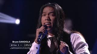 SUPERSTAR - Bryan Gandola - Angels (Robbie Williams) - Video Youtube