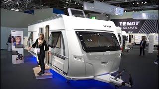 Fendt 720 SKDW Bianco 2021 Wohnwagen.
