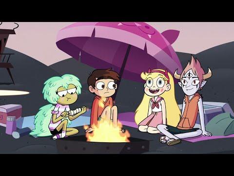 Star vs the forces of evil (S03E10B) - Lava lake beach - (legendado) - parte 2