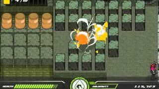 Ben10 Battle Ready [ Full Gameplay / part 1 ] Level 1 - Wildmutt